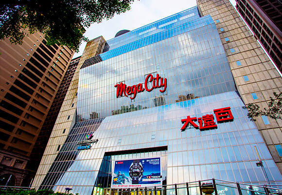 Attractions-Caesar Park Banqiao│International Tourist Hotel